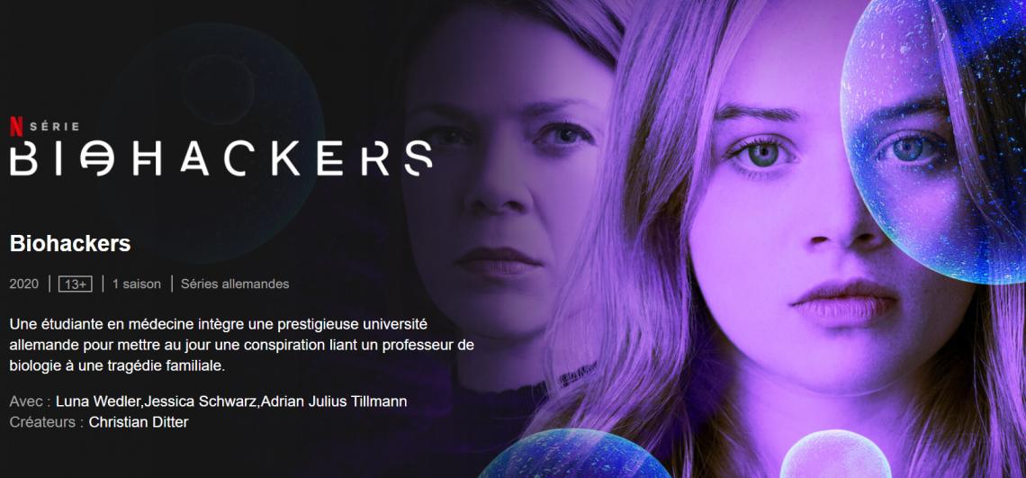 Biohacker Netflix